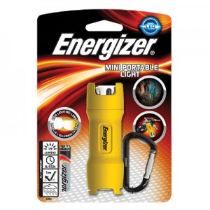 LATARKA ENERGIZER MINI PORTABLE LIGHT