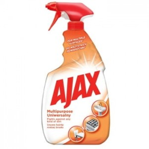 AJAX SPRAY UNIWERSALNY 750ML