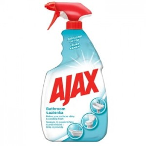 AJAX SPRAY ŁAZIENKA 750ML