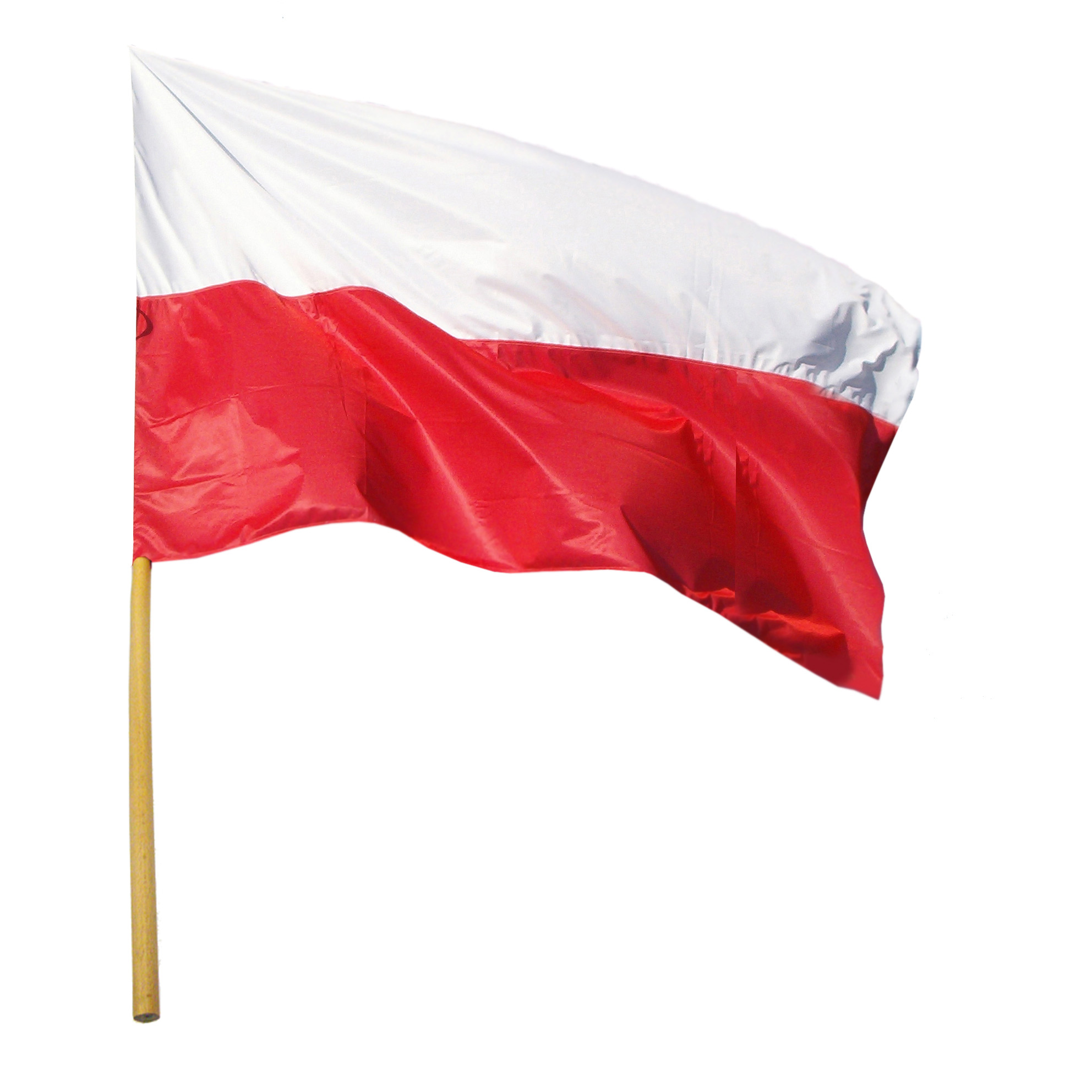 Flaga polski - państwowa, flagi - BHPVota